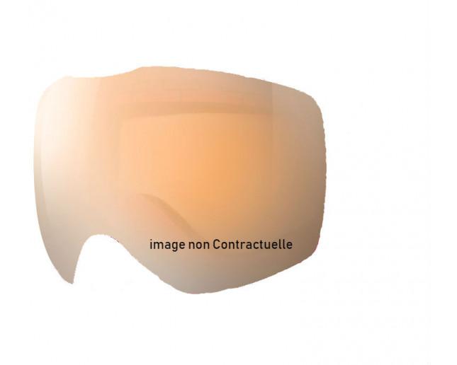 Julbo Ecran Around Excel Orange Flash Mirror Argent