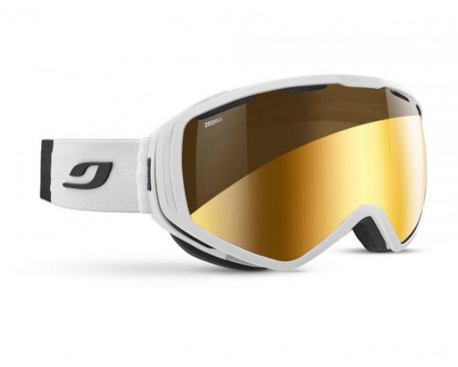 hot products great fit best value Julbo Titan OTG Blanc/Noir Zebra Flash Gold - J80231118 - Ski ...