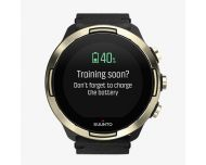 Suunto 9 G1 Baro Gold Leather Strap