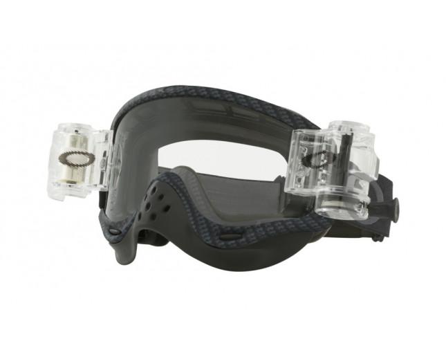 b236b49f60 Oakley O-Frame MX True Carbon Fiber-Clear Roll-Off - OO7029-39 - Mx ...