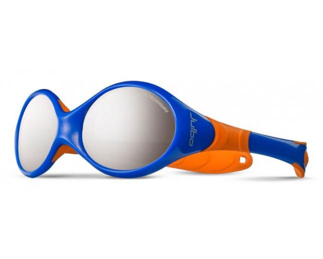 acheter populaire f8c5d 9b729 Julbo Lunette de Soleil Bébé Looping 2 Bleu/Orange Spectron 4 baby