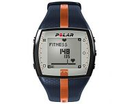 Polar FT4M Bleu/Orange