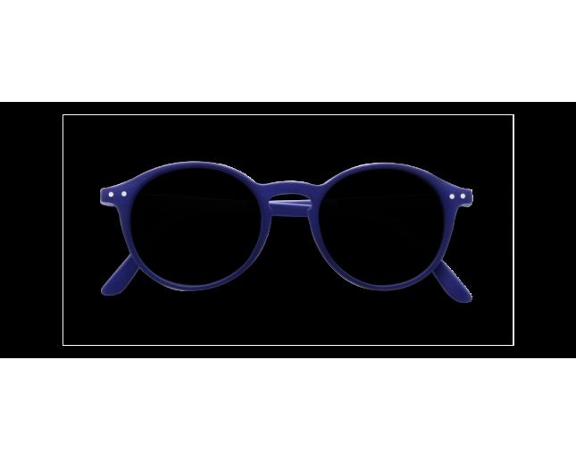 Izipizi Sun Juinior Forme D Navy Blue Grey Lenses