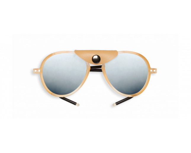 Izipizi Sun Glacier Plus Neutral Beige Mirror Lens cat4
