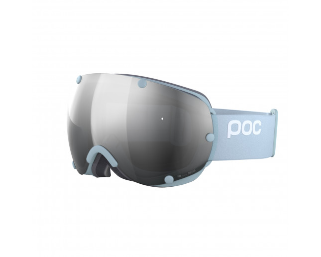 masque facial ski rigide