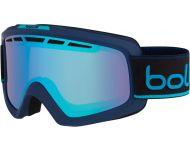 Bollé Masque de Ski Nova II Matte Navy & Black Neon Polarized Aurora