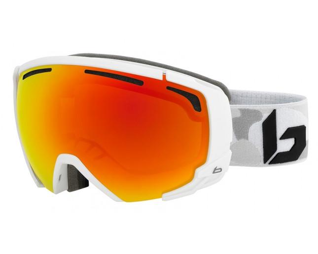 Bollé Supreme OTG Matte White Camo Sunshine - 21951 - Ski Goggles