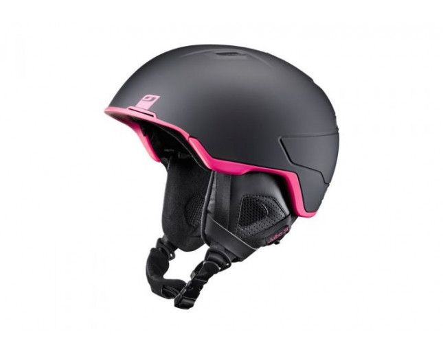 Julbo Casque de Ski Hal Noir/Rose