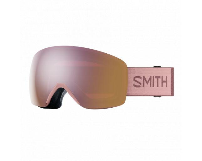Smith Skyline Rock Salt / Tannin ChromaPop Everyday Rose Gold Mirror