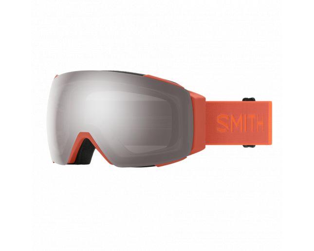 Smith I/O MAG Burnt Orange 2 écrans ChromaPop Sun Platinium Mirror & ChromaPop Storm Rose Flash