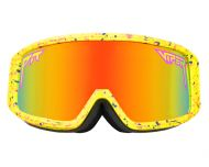 Pit Viper Goggles The 1993 Colorway with Revo Rainbow Mirror