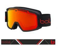 Bollé Masque de ski Maddox Black Matte Sunrise