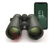 Swarovski EL Range TA 10x42 W B Swarovision Vert Fieldpro - Jumelle Télémètre Laser