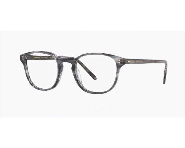 Oliver Peoples Fairmont Navy Smoke