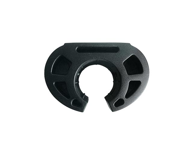 HONEY Lunettes de soleil polarisées - Alliage de magnésium aluminium - Confort léger - Taille adulte pour hommes - Idéal pour le vélo et la conduite ( Couleur : Silver/Black ) s6zvlBAM