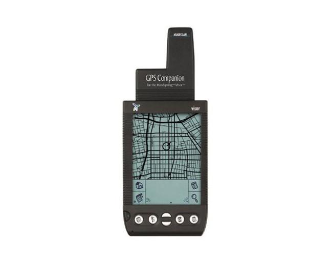 Magellan Pack Magellan GPS Companion Europe pour Visor Handspring