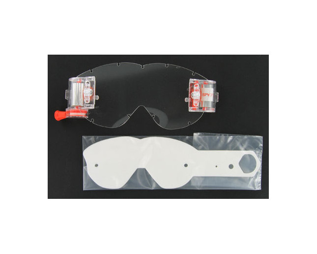 Spy Alloy Clear View System