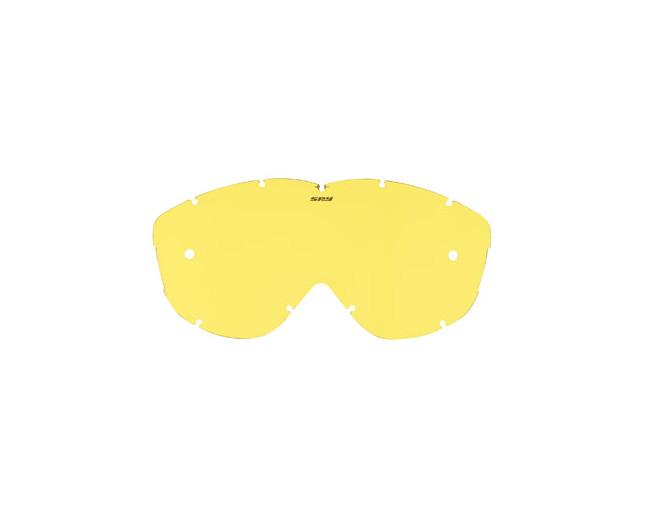 Spy Ecran Masque MX Yellow w/post Alloy Mx & Targa Mx