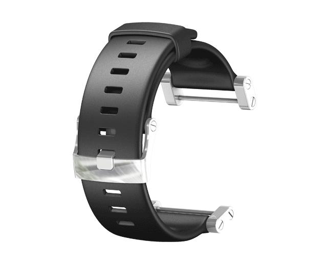 Suunto Bracelet Core Silicone Noir