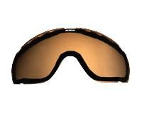 Spy Ecran Masque de Ski Omega Persimmon